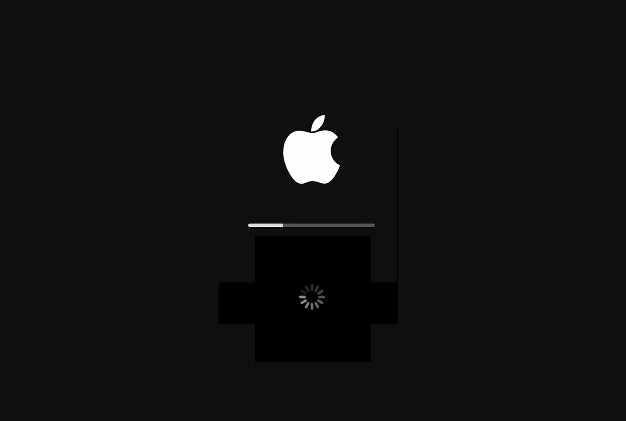 mac更新卡住了!專業mac電腦維修告訴你mac當機原因!