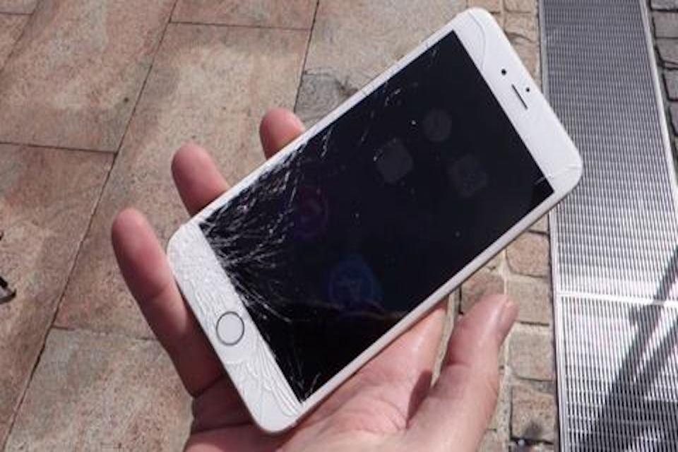 iPhone螢幕裂掉怎麼辦?螢幕裂掉維修要多少錢?