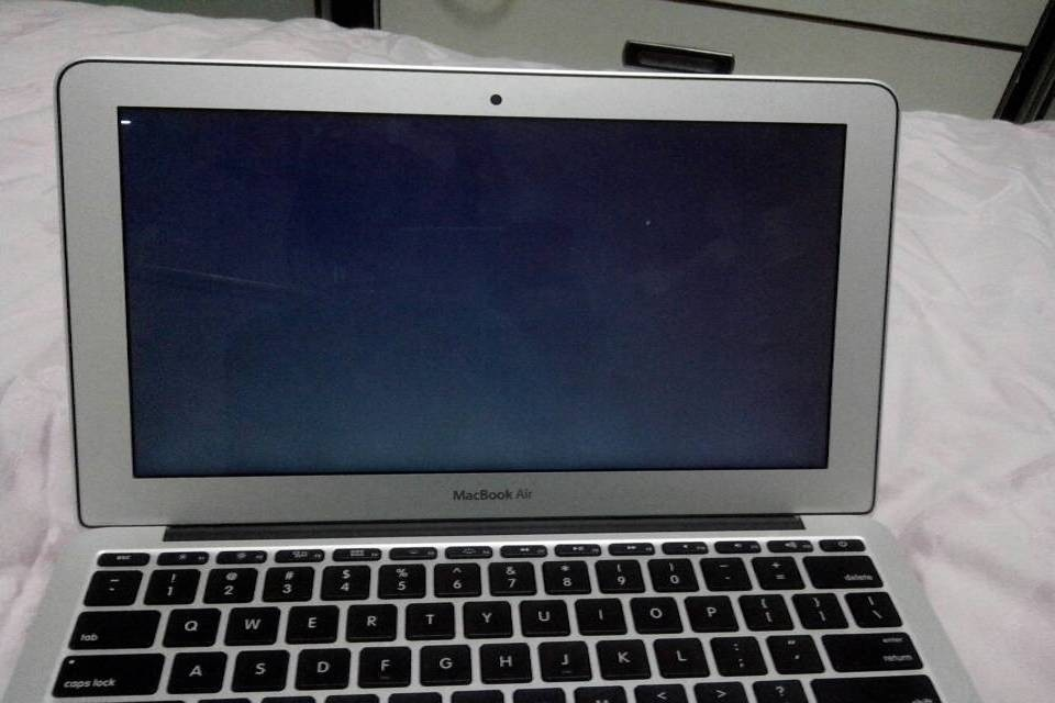 Macbook Air無法開機