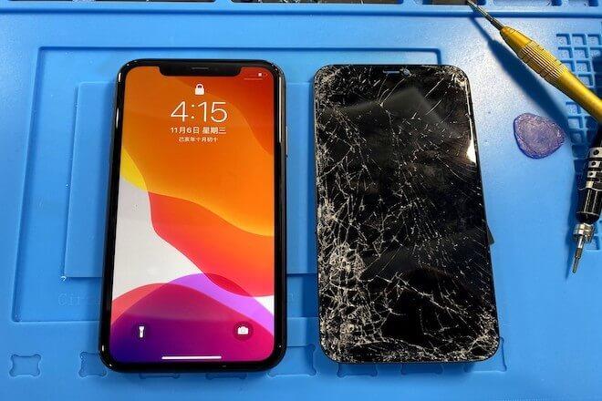 iPhone 11換螢幕,哪裡可以修?