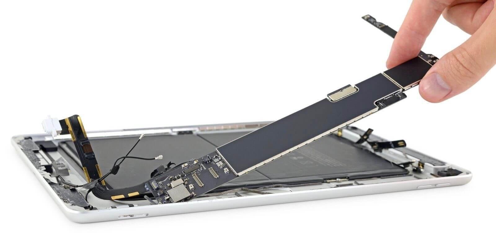10.2英寸iPad拆解:內存小升級電池老樣子