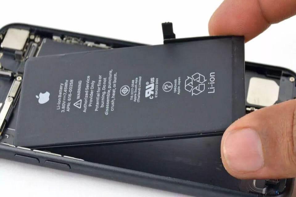 iPhone 7換電池價格 太便宜,小心你換到的是二手電池!