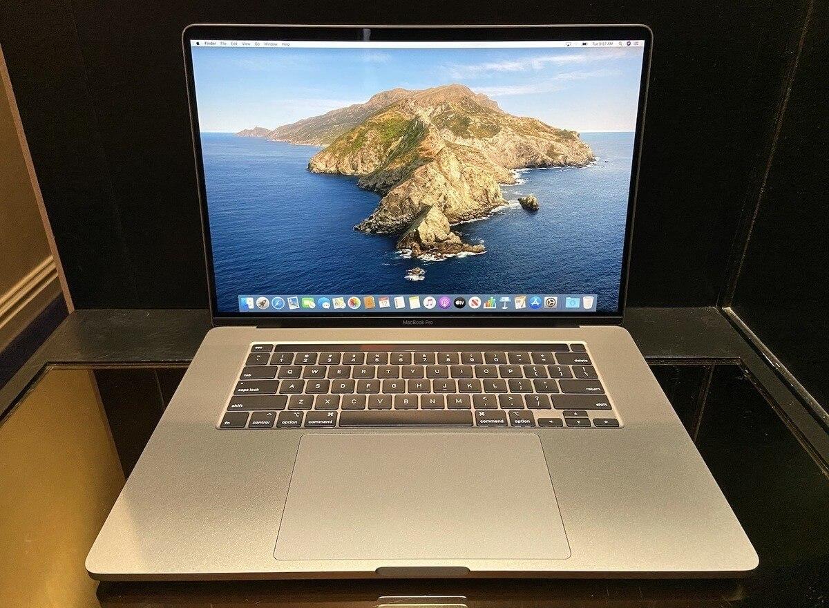 16英寸MacBook Pro初步上手和跑分