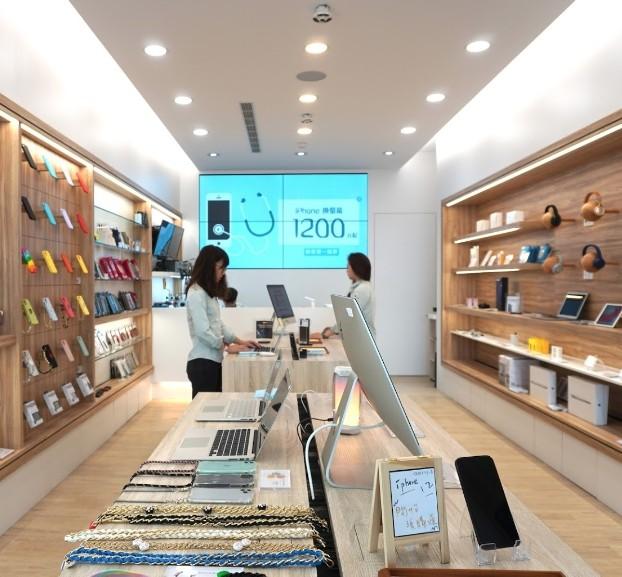 台中-Apple授權公益旗艦店