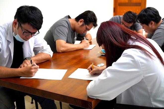 黑盒子3C維修中心升等考試_加盟主門市L1-2八大步驟