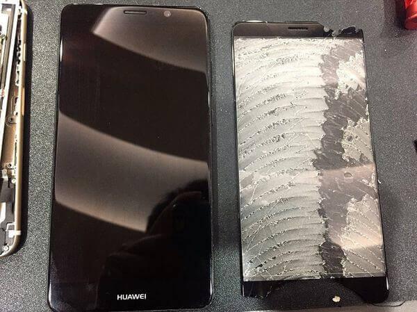 『黑盒子手機維修紀錄#15』HUAWEI Mate9 螢幕破裂