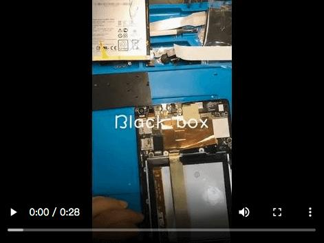 黑盒子手機維修紀錄#43』ASUS ZENPAD 8 (Z380KL) 耗電 更換電池