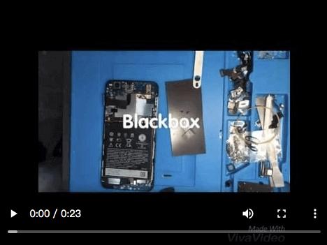 『黑盒子手機維修紀錄#33』HTC X9 不開機 更換電池
