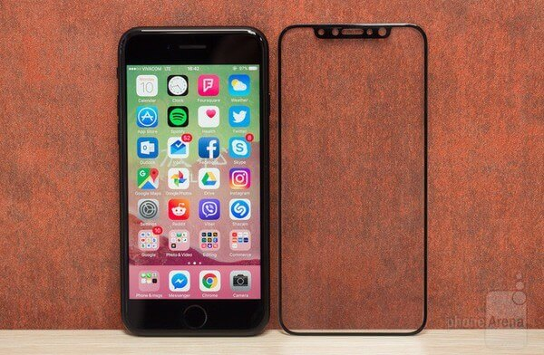 iphone8外觀確定_圖片賞析