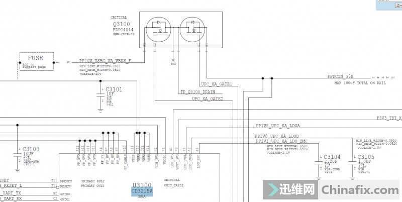 [MACBOOK] 蘋果A1706 820-00239維修經驗