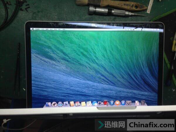 蘋果mac板號820-3787-A掉電維修
