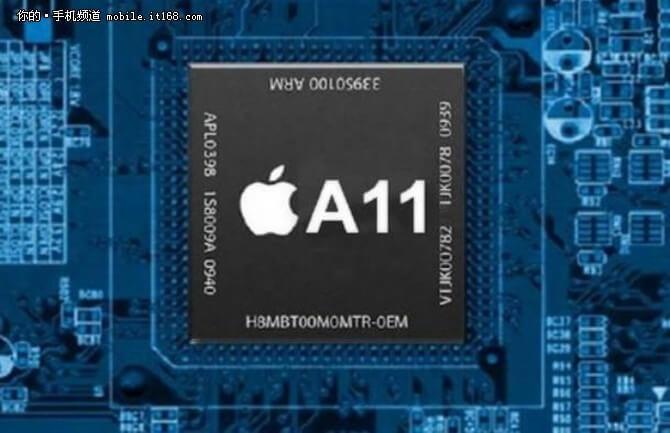 台積電A11處理器本週出貨iPhone 8將如約而至