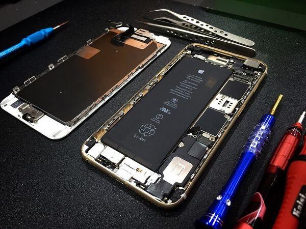 IPHONE 6S Plus電池故障,誠信至上