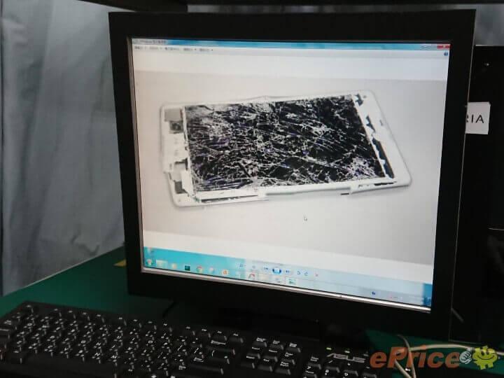 前進 Sony Mobile 維修中心,多項檢測內容揭密